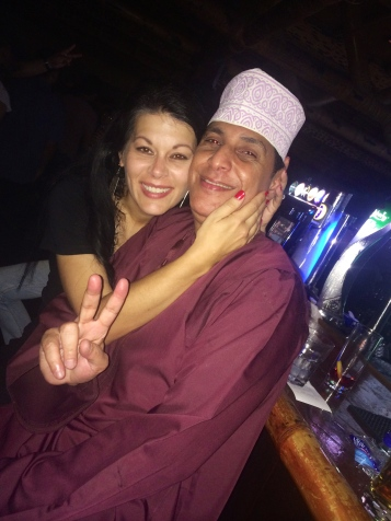 Tara and Saleh