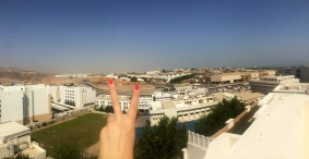 Peace out Oman
