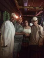 Yaqoob, Pink, Me, and Saleh