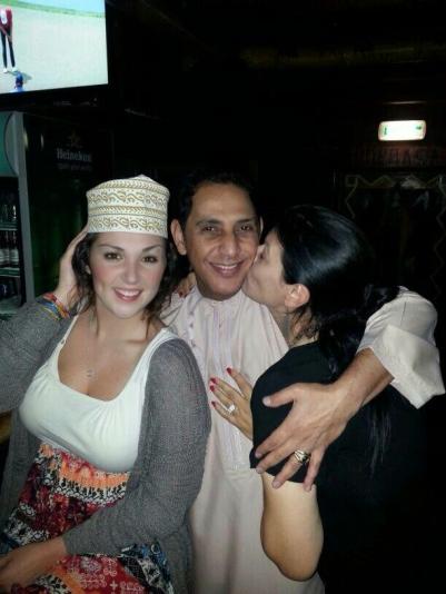 Me, Saleh, Tara