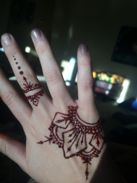 Bringing henna back to the states from Oman