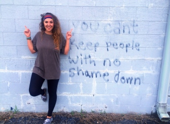 Amateur graffiti still staying strong in Tahlequah, OK